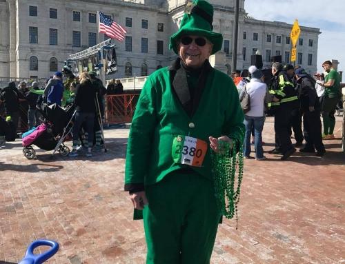 St. Patrick's Day 5k success!