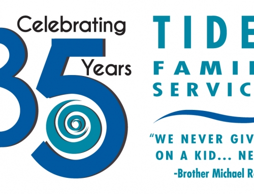 Tides Family Services prevents young adults from entering the adult criminal justice system!