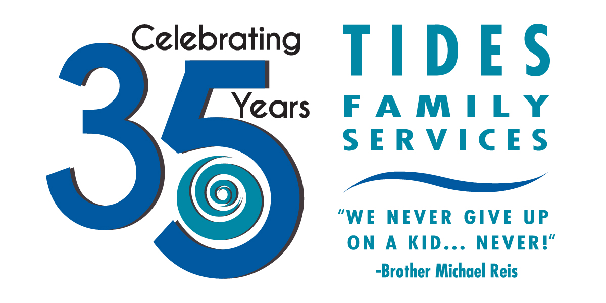 Tides 35 year anniversary
