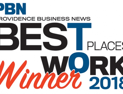 WINNER: 2018 Best Places to Work in Rhode Island