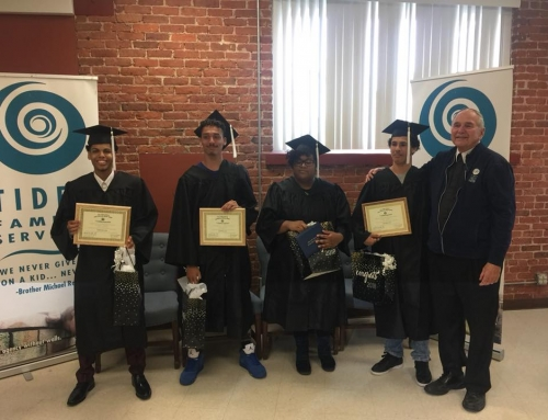 Tides Family Services 2018 Graduation