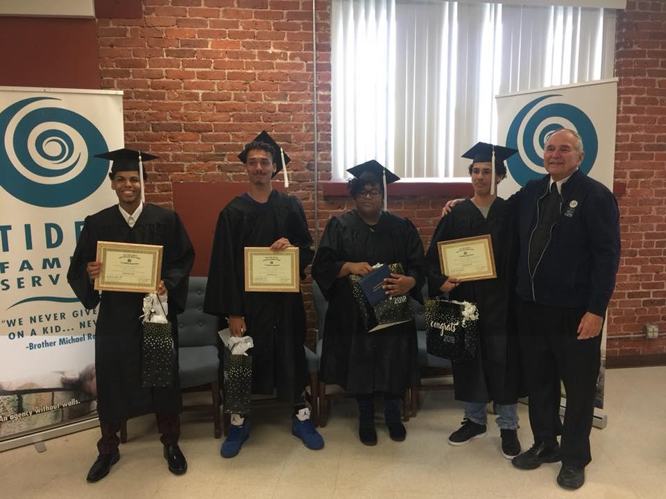 Tides Graduation 2018