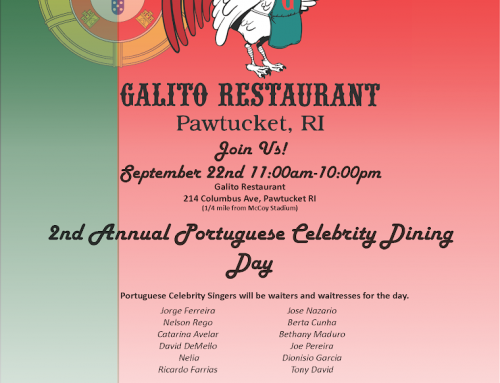 2nd Annual Portuguese Celebrity Day