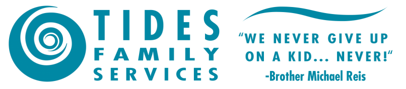 Tides Family Services Logo